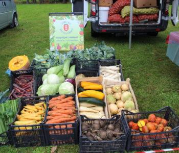 Köögiviljade müük